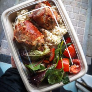 Urban Chef Catering - Lunch on Demand
